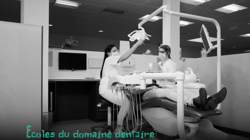 image webserie dentaire